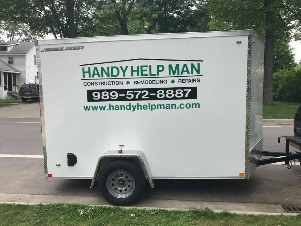 Handy Help Man Construction